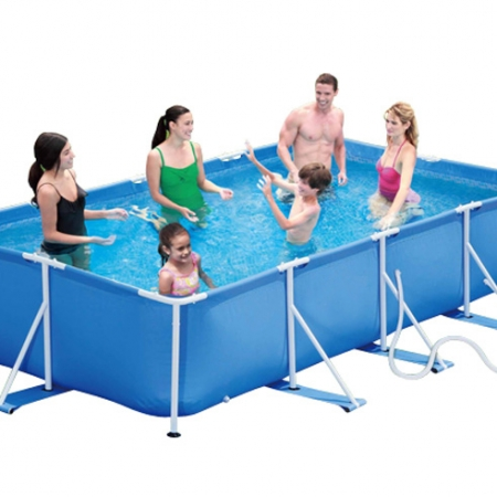 Premier Rectangle Frame Pool